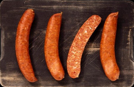 Kuba (chorizopølse for steking)